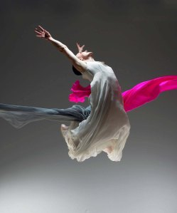 How my heart feels when I dance Source: balletnews.co.uk Photo by Jason Trozer. Northern Ballet dancer Hannah Bateman